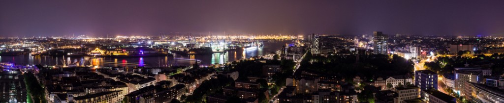 Hamburg Harbor