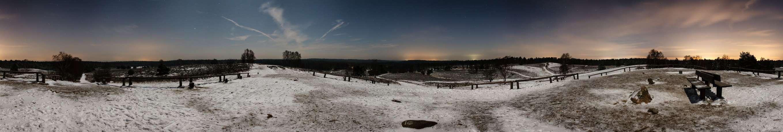 Brunsberg  - Night Shots - 360 Panorama