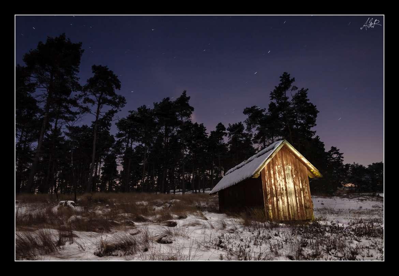Brunsberg  - Night Shots - Paint with Light