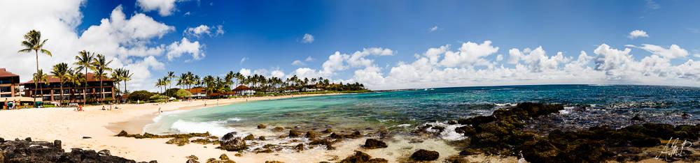 Hawaii Kauai Poipu Beach