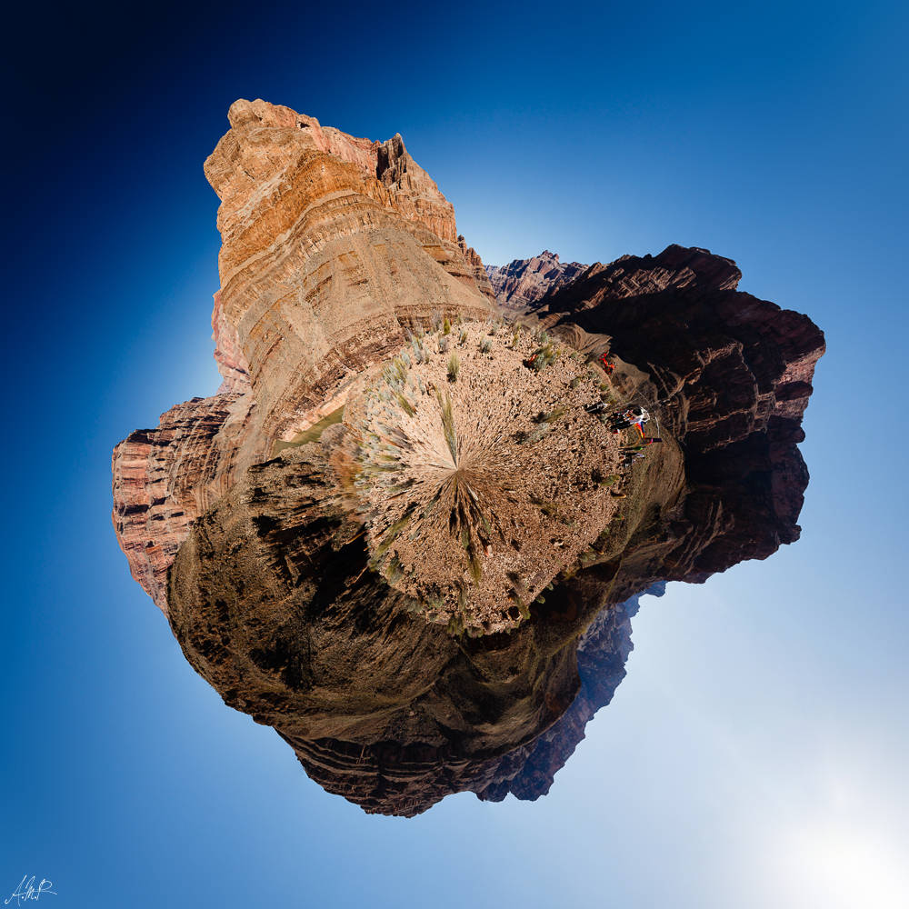 Grand Canyon - Little Planet