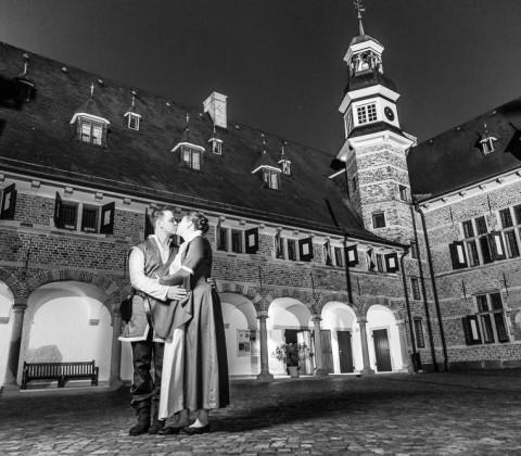 Hochzeit, Mittelalter, Schloss Reinbek
